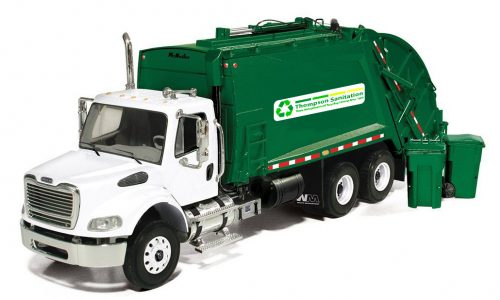 waste removal residential compactor